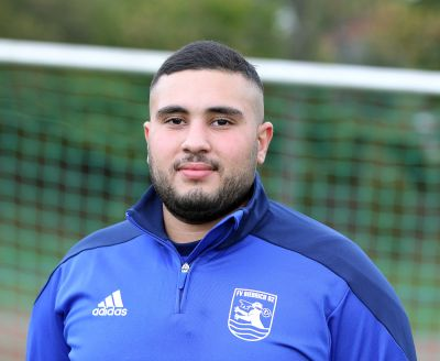 Unser Trainer Usama Mouhyi