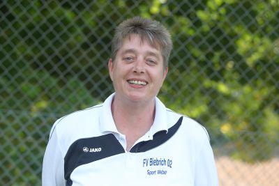 Unsere Co-Trainerin Carola
