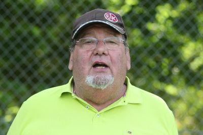 Unser Chef-Trainer Kurt Morlock