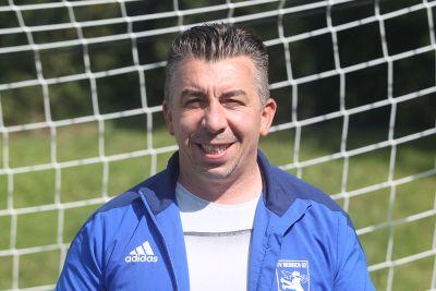 Unser Trainer Eddy Metlila