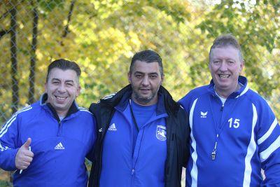 Unser Trainer- und Betreuer-Team